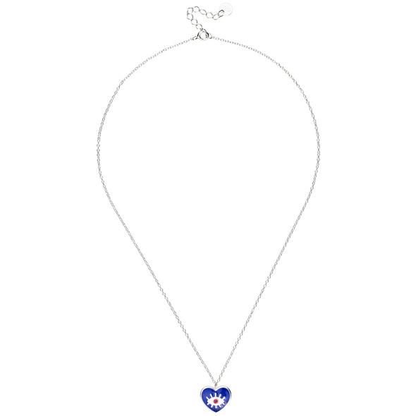 Kette - Blue Heart