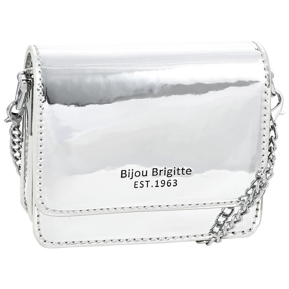 Handtasche - Glowing Silver