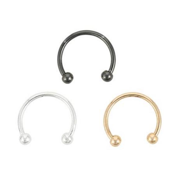Piercing - Three Colours