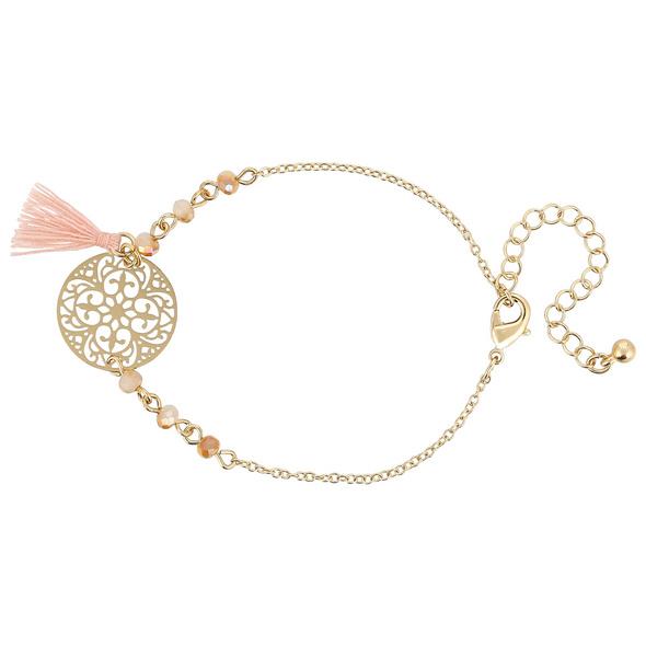 Armband - Gold Mandala