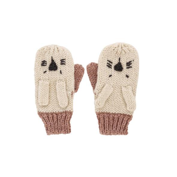 Kinder Handschuhe - Little Cat