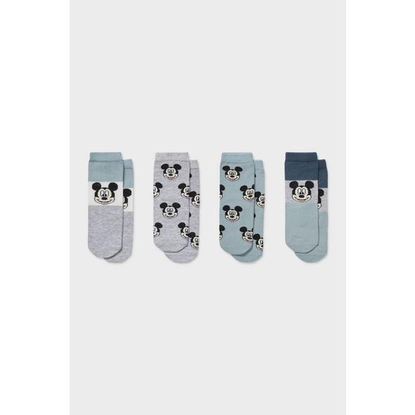 Multipack 4er - Micky Maus - Socken