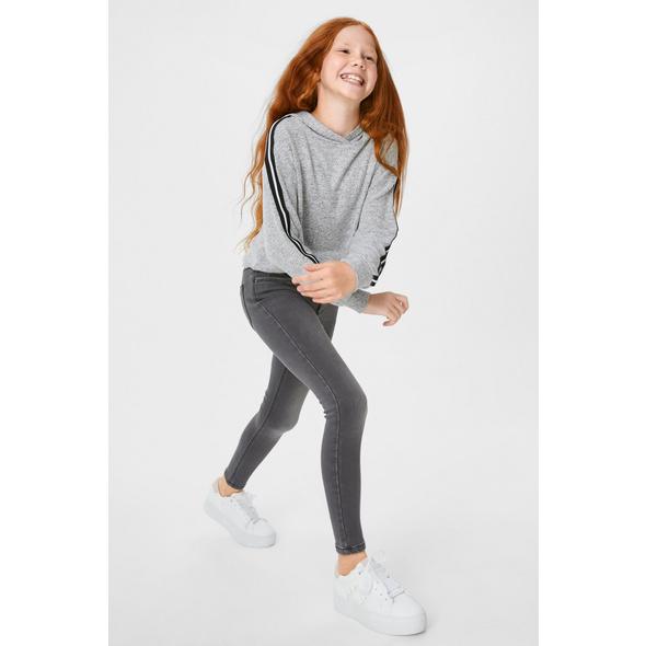 Skinny Jeans - Thermojeans - wassersparend produziert