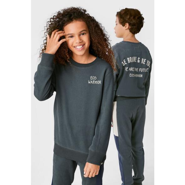 Sweatshirt - genderneutral - Bio-Baumwolle