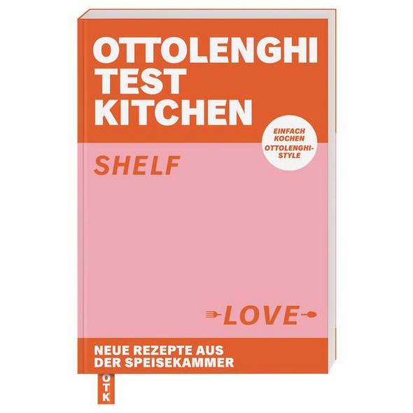 Ottolenghi Test Kitchen – Shelf Love