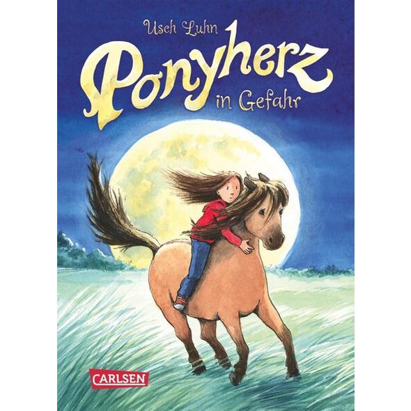 Ponyherz in Gefahr / Ponyherz Bd.2