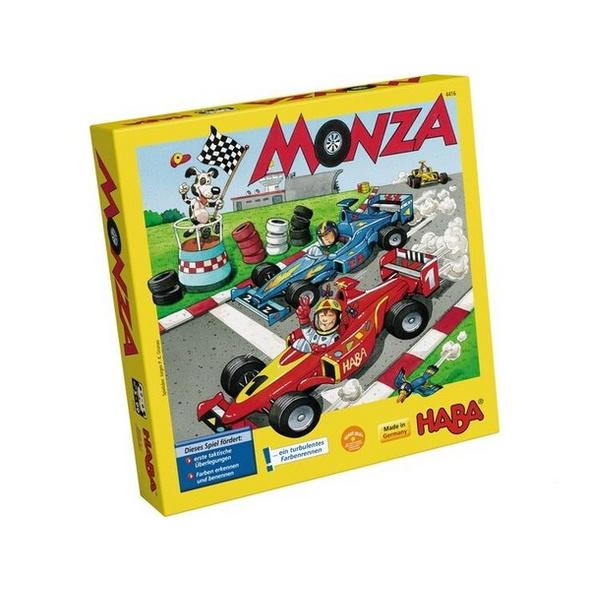 HABA 4416 - Monza, Auto-Rennspiel