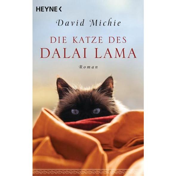 Die Katze des Dalai Lama