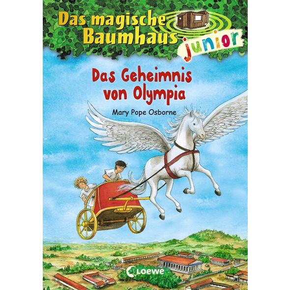 Das magische Baumhaus junior (Band 19) - Das Geheimnis von Olympia