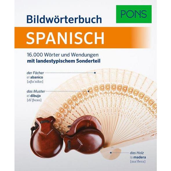 PONS Bildwörterbuch Spanisch