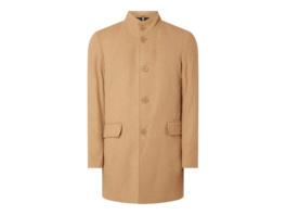 Mantel mit leichter Wattierung