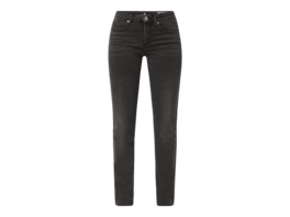 Slim Fit Jeans mit Stretch-Anteil Modell 'Alexa'